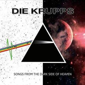 DIE KRUPPS Songs From The Dark Side Of Heaven CD Digipack 2021