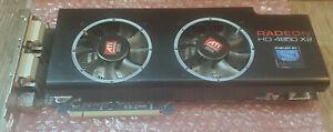 Sapphire ATI Radeon HD 4850 X2 2GB GDDR3 Graphcs Card p/n 288-40E87-201SA