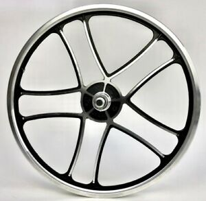 20 Inches Alloy Rims Front Wheel I-Cross Deore Disc