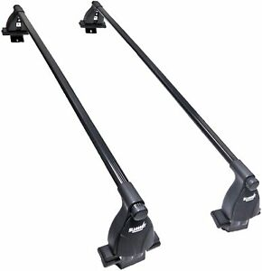SUMMIT SUP-35 PREMIUM MULTI FIT ROOF BARS SET OF TWO *SEALED IN THE BOX*