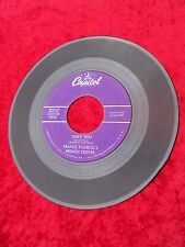 FRANCK POURCEL'S FRENCH FIDDLES, ONLY YOU/RAINY NIGHT IN PARIS CAPITOL 45