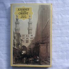 Gerard De Nerval Journey To The Orient PB Ed