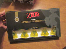 THE LEGEND OF ZELDA TRIFORCE STRING LIGHT OF 10 AUTHENTIC NINTENDO ORNAMENT NEW
