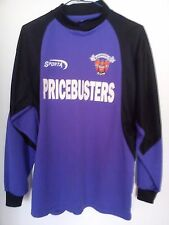 Maillot Blackpool Football Shirt Goal Keeper's Jersey size S 36/38 Sporta Purple