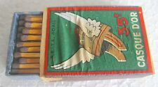 35c. CASQUE D'OR S.E.I.T.A. 40 ALL - SAFETY MATCHES