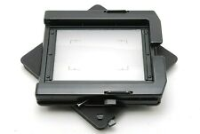 """""""Exc!!"""" Toyo View G 4x5 Rotating Back Ground Glass From Japan"""