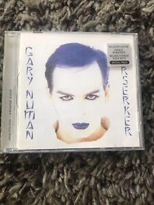 Gary Numan Berserker Collectors Edition CD Media Is Nr Mint
