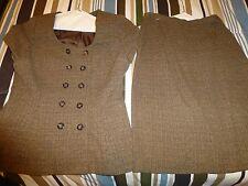 Ladies Size 8 2 Piece Metrostyle Skirt Suit