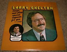 Larry Skelton Sings And Plays Special Requests For You~AUTOGRAPHED~RARE Gospel