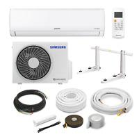 Samsung AR35 Klimaanlage AR12TXHQASINEU/X R32 BTU 12000 - 3,5kW + Montage Set