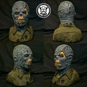 Friday The 13th Part 6 Jason Voorhees Latex Bust