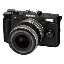 USED Pentax DSLR Q 02Zoom kit Black Excellent FREE SHIPPING