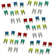 MICRO FUSIBLES DE 2 à 30 Ampères ASSORTIMENT DE 50 FUSIBLES