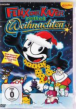 Felix der Kater rettet Weihnachten - DVD - Neu und originalverpackt in Folie