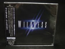 WILDNESS ST + 1 JAPAN CD Wigelius Sweden Melodious Hard Rock !