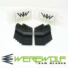 10 Werewolf Bosch Multi Attrezzo Lame Fein Multimaster 32mm Standard Legno