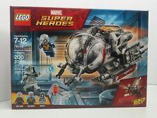LEGO MARVEL SUPER HEROES 76109 QUANTUM REALM EXPLORERS ANT-MAN WASP New