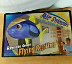 Air Swimmers Remote Control Swim Through The Air Flying Regal Tang S1
