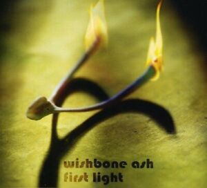 WISHBONE ASH First Light (2014) 8-track CD album digipak NEW/SEALED