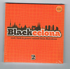 BLACKCELONA 2 - DIGISLEEVE 2 CD 25 TITRES - 2014 - NEUF NEW NEU