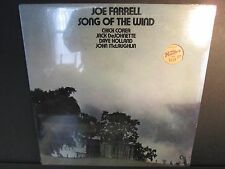 Joe Farrell Song Of The Wind,  CTI 6067,1976 re-issue sealed LP, Chick Corea