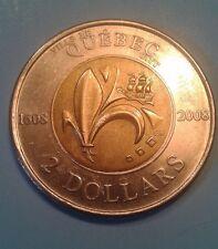 Canada 2 Dollar commemorative coin 2008 (Quebec City)