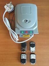 Neco Multi Channel Remote Control System (Euro) Roller Shutters + 4 Remotes
