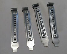 4pcs 4x Vented PCI Blanking Plate / Cover for Dell PowerEdge R710 Server DD463