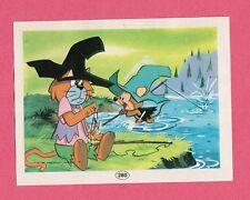 Punkin' Puss & Mushmouse 1971 Hanna Barbera Cartoon Spanish Card #280