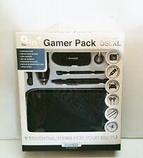 New Bronze dreamGEAR Nintendo DSi XL 9 in 1 Starter Kit Case Stylus Earbuds