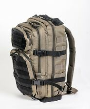 Zaino tattico militare 20 LT 42x20x25, US Assault Pack small Ranger black green