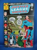 Justice League of America #86 (Dec 1970, DC) F VF