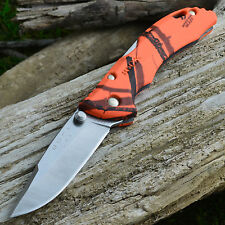 Buck Bantam BBW Mossy Oak Blaze Handle Lockback Knife 284CMS9