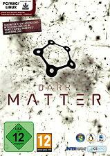 Dark Matter (Download Code) (PC/Mac, 2013, DVD-Box)