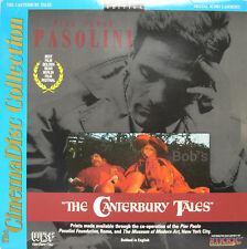 The Canterbury Tales - CinemaDisc Collection Laserdisc
