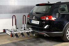 Fahrradträger für Anhängerkupplung für 4/vier Fahrräder AMOS Tytan-4 Heckträger