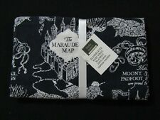 Flannelette baby wrap-Harry Potter,Marauders map-Funky babyz,Australian made