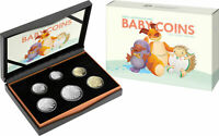 2021 Baby Coins Proof Year Set