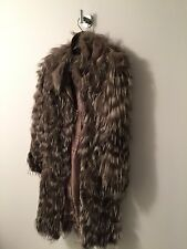 BURBERRY PRORSUM Fox fur Coat, Size XS ( US 0~2)