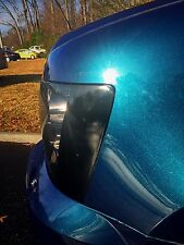 2007-2014 Chevrolet Tahoe/Suburban/Avalanche [HACT] Headlights Amber Corner Tint