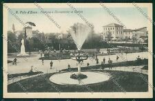 Reggio Emilia San Polo Enza cartolina QK0313