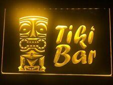 Tiki Bar Mask LED Neon Light Sign Bar Club Pub Advertise Decor Sport Gift Sale