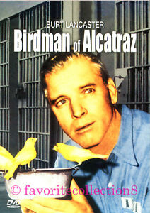 Birdman of Alcatraz (1962) - Burt Lancaster, Karl Malden (Region All)