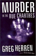 An Alyson Mystery: Murder in the Rue Chartres by Greg Herren (2007, Paperback)