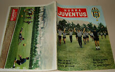 HURRA' JUVENTUS=1966/8=REAL COLLEGIO MONCALIERI=GUIDA CAMPIONATO SERIE A=FOTO=