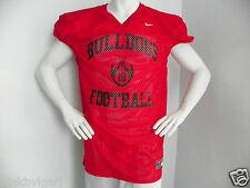 New Nike Georgia Bulldogs Football Jersey #10 Mens Large Red NCAA