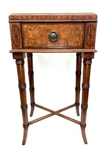 Ethan Allen Townhouse Accent Table Carlisle Finish #30-8202 #446