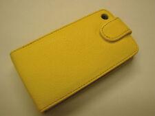 Carcasas de color principal amarillo para teléfonos móviles y PDAs Apple