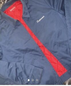 Supreme Playboy Embroidered Work Jacket M Rare