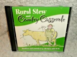 Rural Stew and Country Casserole by Henry Brewis (CD-Audio, 2007)